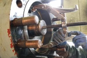 機械メンテナンス-(3)