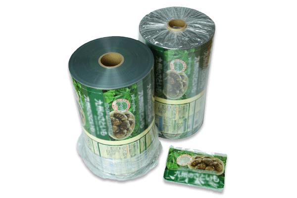 多種多様な包装資材の取り揃えのイメージ